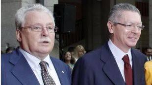 Leguina y Gallardón defienden el Consejo Consultivo