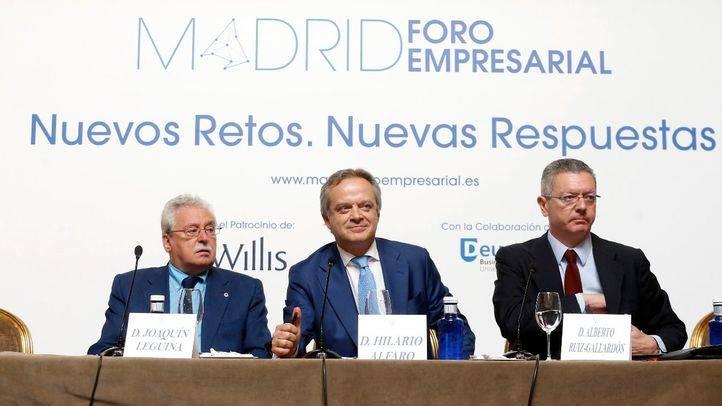 Nace Madrid Foro Empresarial, nuevo punto de encuentro de los empresarios madrileños
