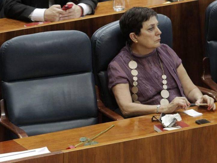 Gallizo pide aplazar su nombramiento como senadora hasta que se aclare su situación judicial