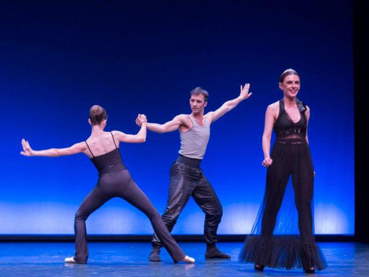 Ciclo 'Desembarco danza' en el teatro Pavón-Kamikaze