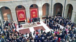 Toma de posesión de los  altos cargos de la Comunidad de Madrid