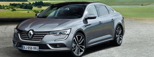 Renault Talisman, berlina atemporal