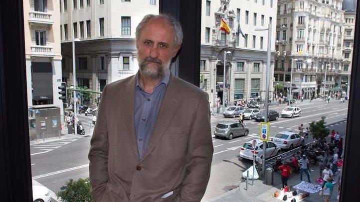 Luis Cueto coordinador de la Alcaldía.