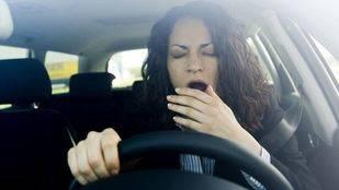 Más de 15 millones de conductores admiten quedarse dormidos al volante