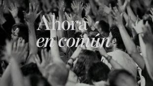 Cargos de Podemos, IU y Equo crean 'Ahora en común' para las generales