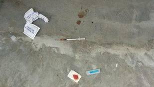 Los vendedores de droga abren sucursal en el Ensanche de Vallecas