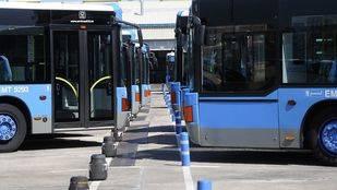 Cambios en las líneas 8 y 156 de la EMT por obras