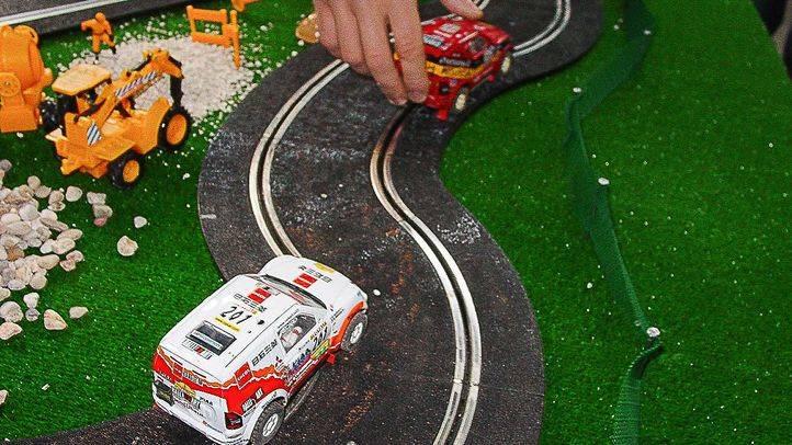 La empresa de modelaje de vehículos en miniatura Fly Car, II Premio Madrid Iniciativa Empresarial Privada