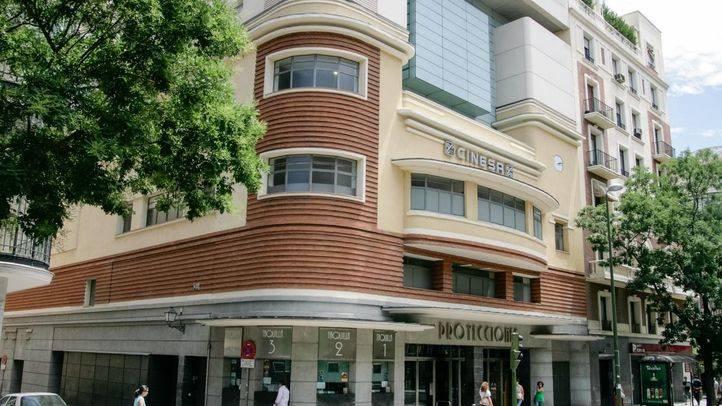 Un fondo suizo compra el edificio de Cinesa de Fuencarral por 25 millones