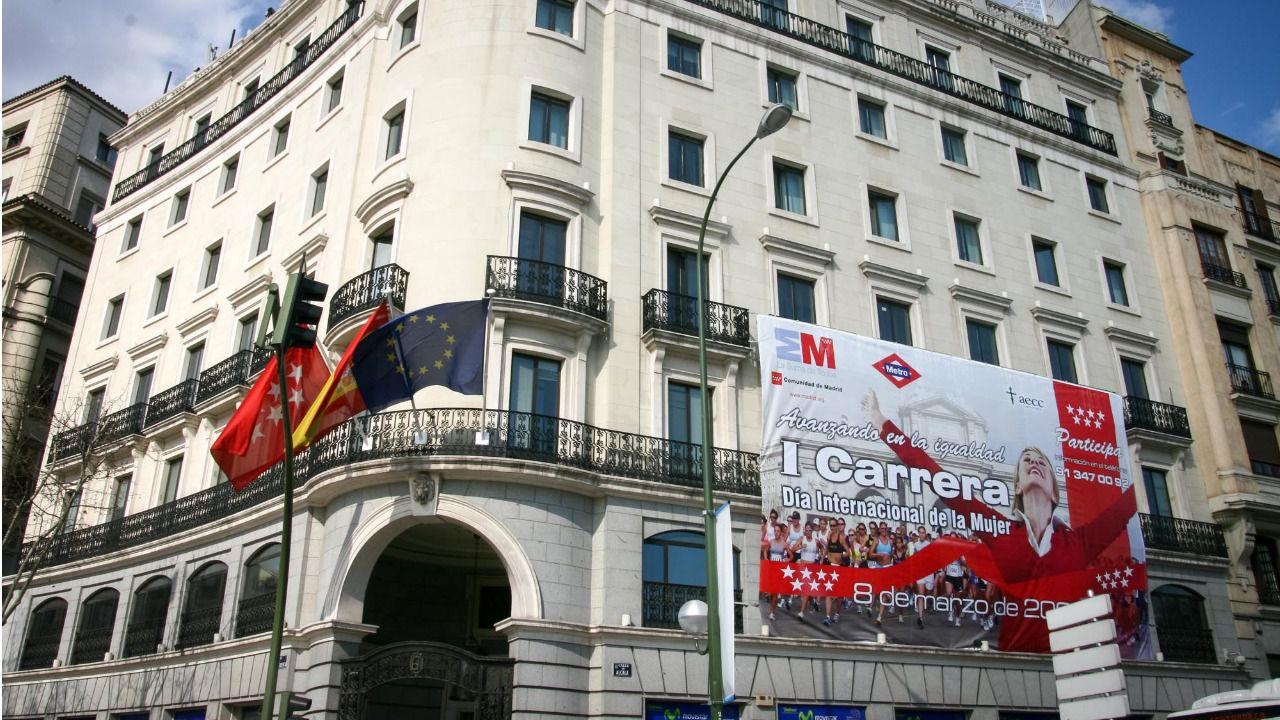 Mapfre compra el edificio de plaza de la independencia 6 for Edificio de la comunidad de madrid