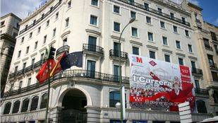 Antigua sede de la Consejería de deportes de la Comunidad de Madrid (archivo).