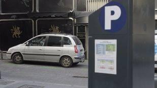 Los nuevos parquímetros permiten por fin aliviar los problemas de aparcamiento en el centro de la capital