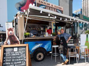 Nuevos Ministerios acogerá la tercera edición de la street food para celíacos