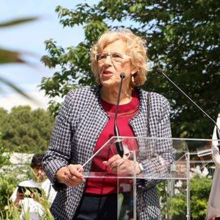 Carmena reitera que no dará marcha atrás y alquilará la sala a la Generalitat