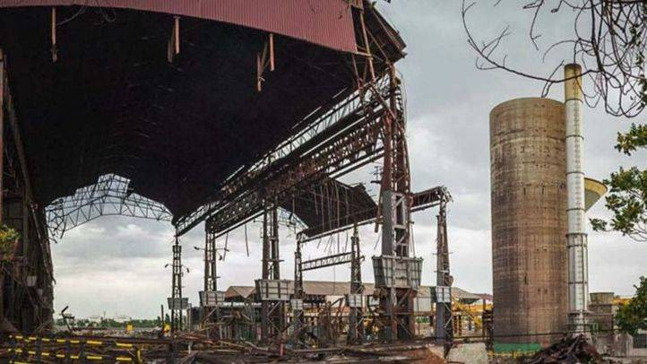 El ocaso del acero en Villaverde