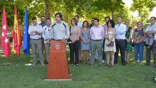 La Corporación de Valdemoro se unió en homenaje a las víctimas del terrorismo