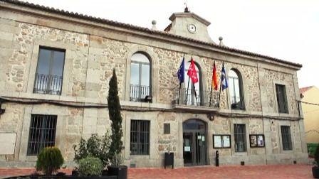 Ayuntamiento de Valdemorillo.-