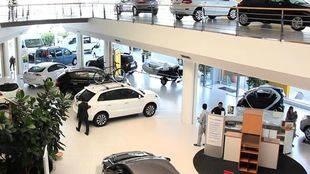 Anfac estima un mercado de 1, 21 millones de vehículos este año