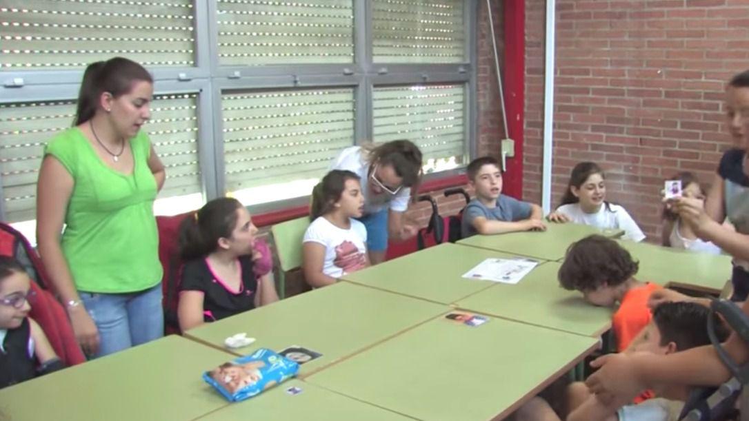Un respiro veraniego para familias de niños con pluridiscapacidad