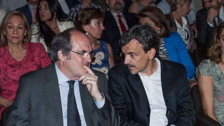 Ángel Gabilondo y José Manuel Lopez