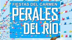Arrancan las fiestas del Carmen en Perales del Río, en Getafe