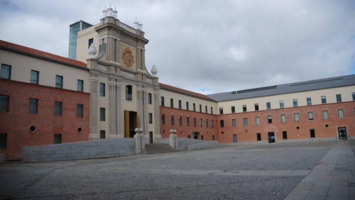 Centro Conde Duque.
