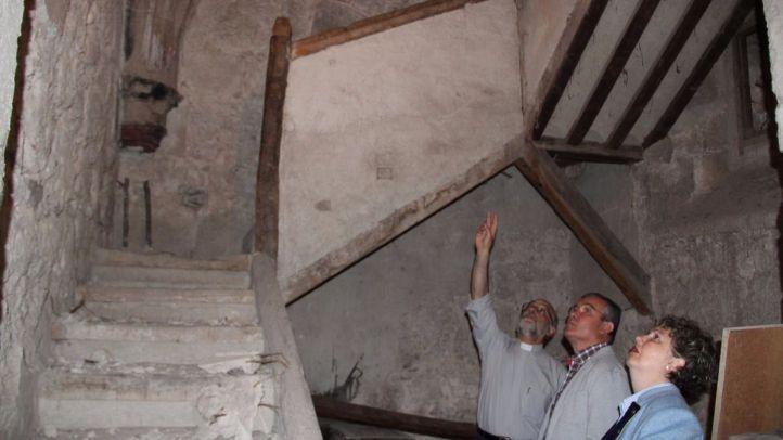 Arganda pedirá a Patrimonio la restauración de la San Juan Bautista 'primitiva'