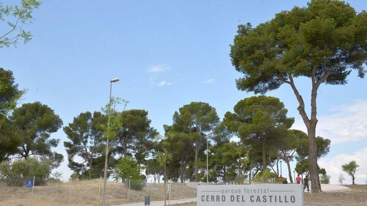 Parque Urbano en el Cerro del Castillo de Valdemoro