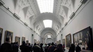 El Prado exhibe los Cartones de Goya