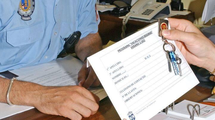 Programa 'Vacaciones seguras' de la Policía Local