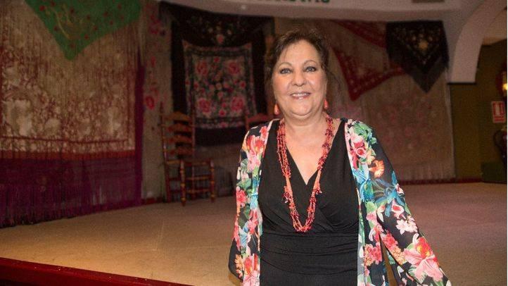 Carmen Linares en el Café de Chinitas
