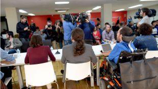 Iglesias preside el Consejo Ciudadano, atrasado para este sábado