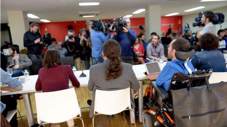 Iglesias admite que la moción busca
