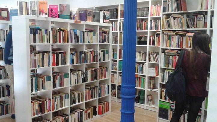 Tik Books, librerías de segunda mano