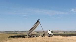 El PSOE denuncia que toneladas de lodos de las depuradoras Sur y Butarque se tirán al campo sin pasar por secado térmico