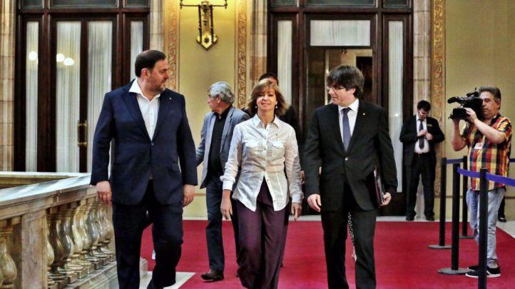 Puigdemont dará este lunes en Madrid su conferencia y Carmena se reunirá con él