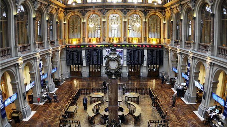 Bolsa de Madrid: el palacio de las cotizaciones