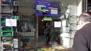 El bazar Matey de la calle Fuencarral es uno de los comercios afectados por la finalización de la moratoria de la renta antigua.