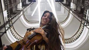 Leticia Moreno, premio Madrid a la Proyección Artística:
