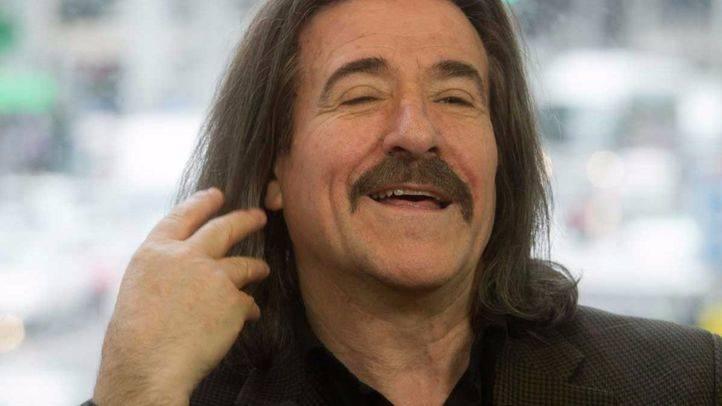 Entrevista a Luis Cobos en la Terraza de Gran Vía al ser galardonado con el Premio Madrid.