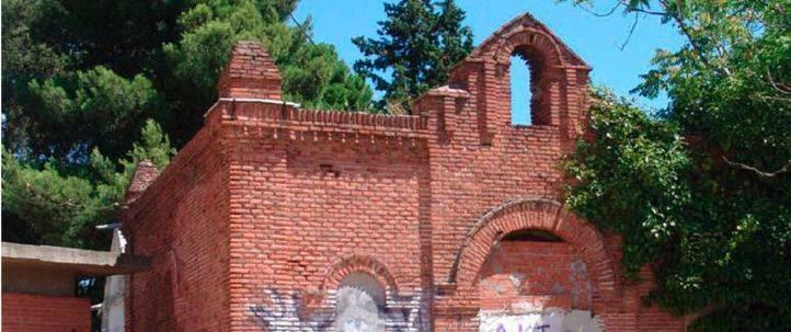 Distrito Castellana Norte propone 'mudar' dos capillas para salvarlas de la ruina