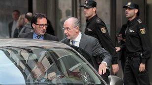 Rato se niega a declarar hasta conocer el informe de Hacienda sobre la documentación intervenida