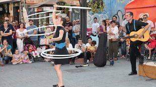 El Ayuntamiento de Getafe recupera el Festival Internacional de Teatro de Calle después de tres años