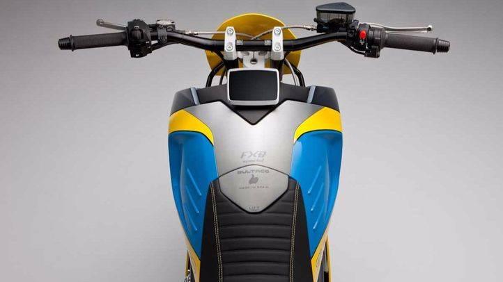 Premios Madrid innovación a la marca Bultaco por su moto eléctrica Rapitán Sport
