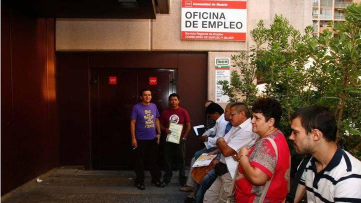 El paro en Madrid se estanca: 300 desempleados menos de abril a junio