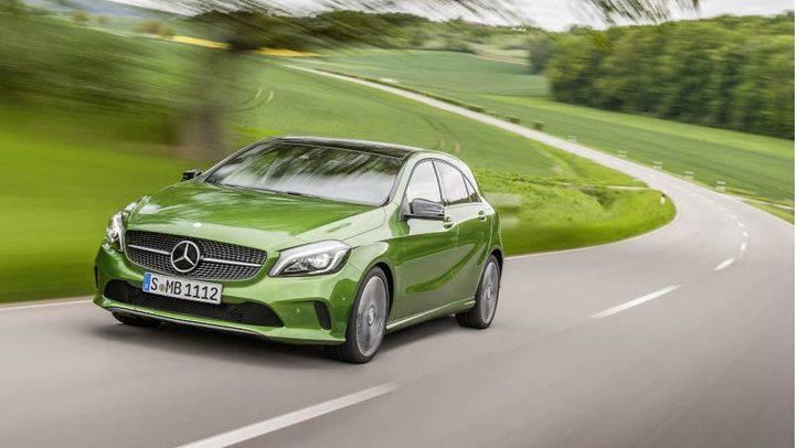 Mercedes Clase A, más confortable y dinámica