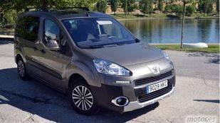 Peugeot Partner, comienza la producción del ludovolumen