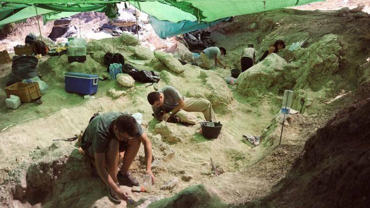 El Cerro de los Batallones muestra la fauna de hace 10 millones de años