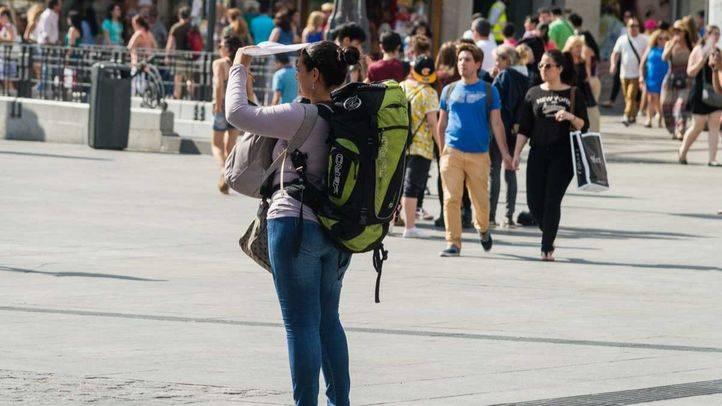 Más de 770.000 turistas visitaron Madrid en junio