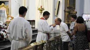 La iglesia del Real Monasterio de la Encarnación abre este domingo por la fiesta de San Pantaleón